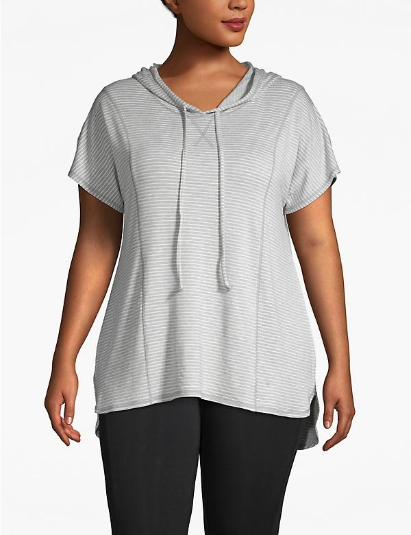 Active Dolman Hooded Tee