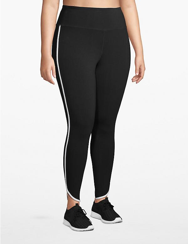 Active 7/8 Legging - Contrast Seam