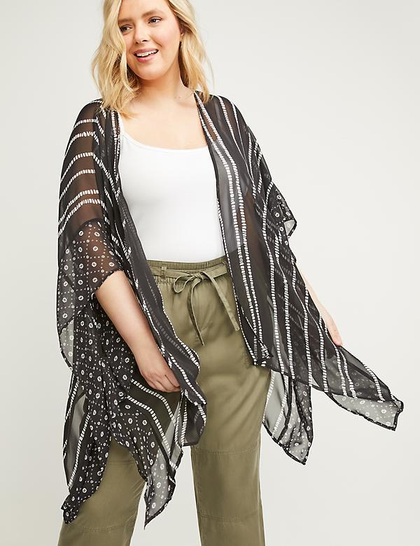 0b2617a0e67426 Plus Size Kimonos: Lace, Floral & More | Lane Bryant
