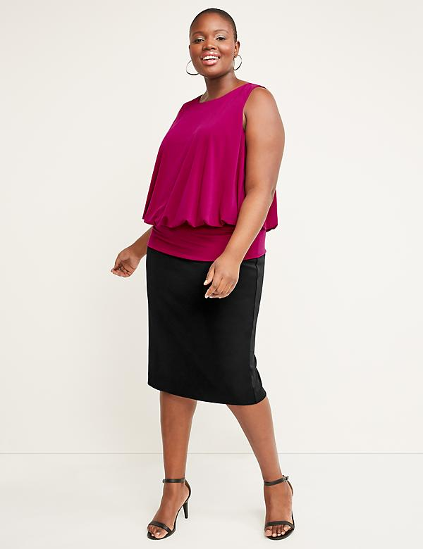 b5325138fb Plus Size Skirts: Maxi, Pencil & Denim | Lane Bryant