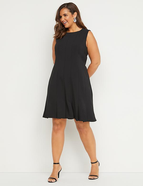 f5f6a1bb36dcb Plus Size Black Dresses | Lane Bryant