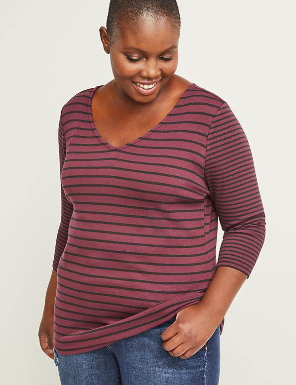 d66683f11753 Plus Size Tees & T-Shirts For Women | Lane Bryant