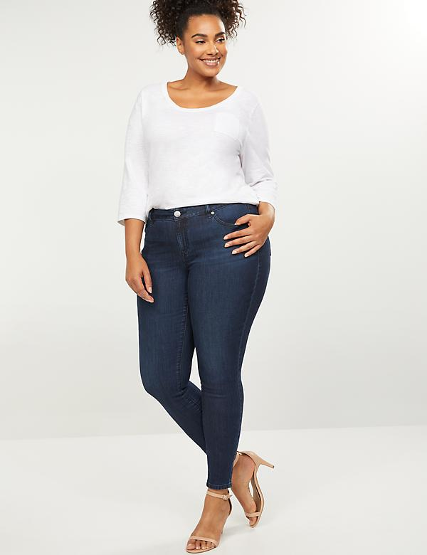 Eco-Chic Signature Fit Straight Jean