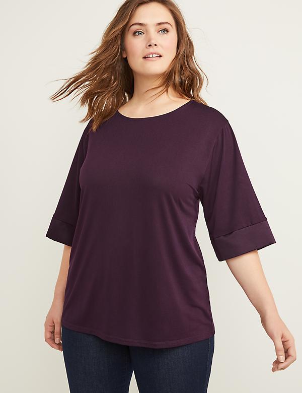 28ef245e708 Plus Size Tops & Shirts For Women | Lane Bryant