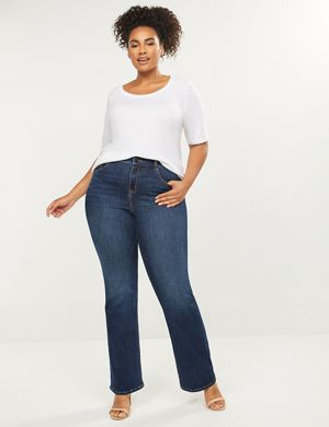 what does curvy fit mean