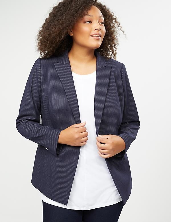 Bryant Blazer-Sexy Stretch Single Button