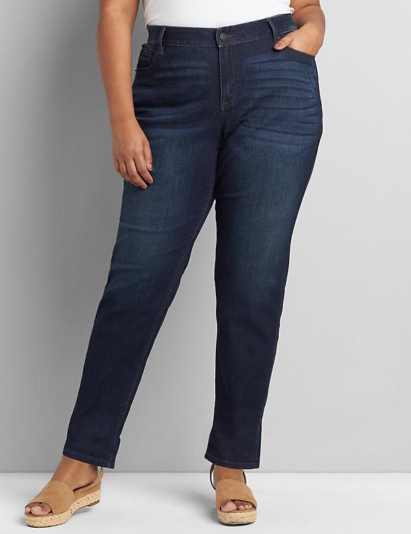Lane Essentials Venezia Straight Jean