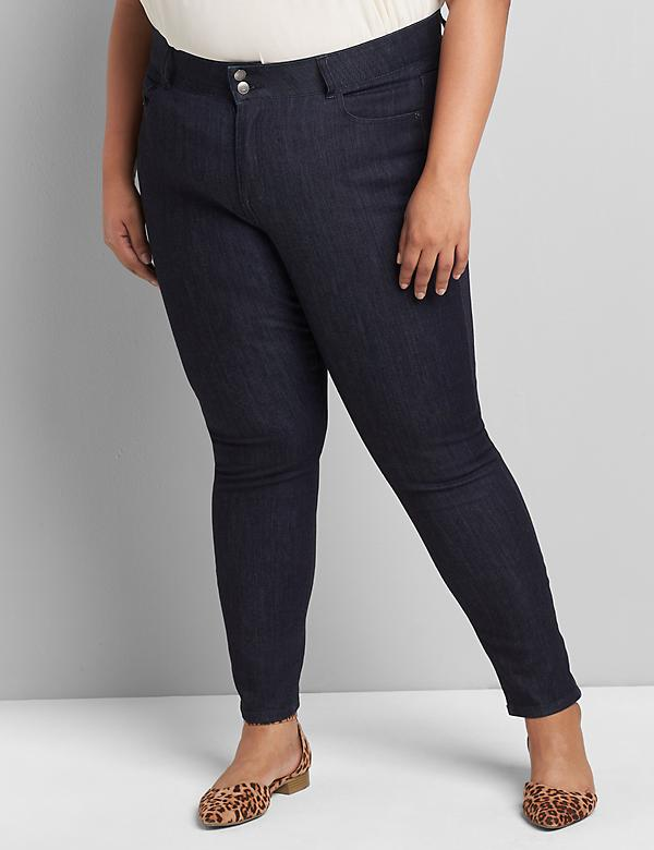 Venezia High Rise T3 Skinny Jean - Dark Wash