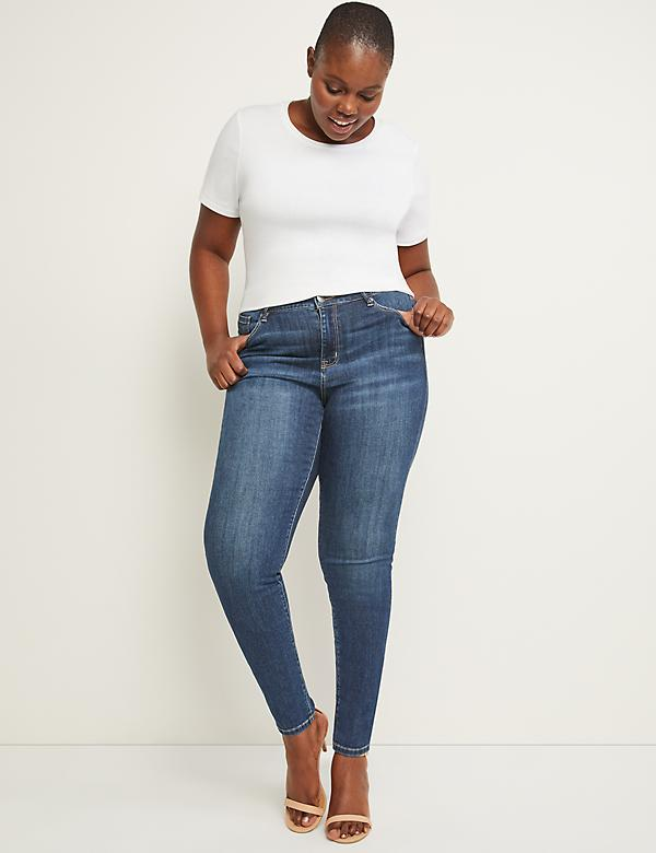 Signature Fit Skinny Jean - Royal Crush Dark Wash