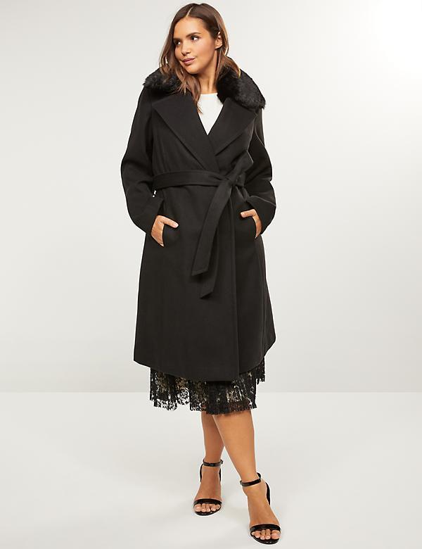 Plus Size Women\'s Coats & Jackets   Lane Bryant