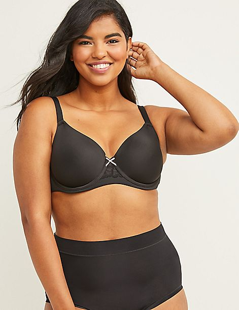 Whisper Fit Unlined Balconette Bra