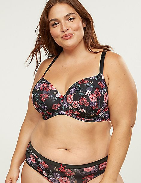 Convertible Boost Balconette Bra
