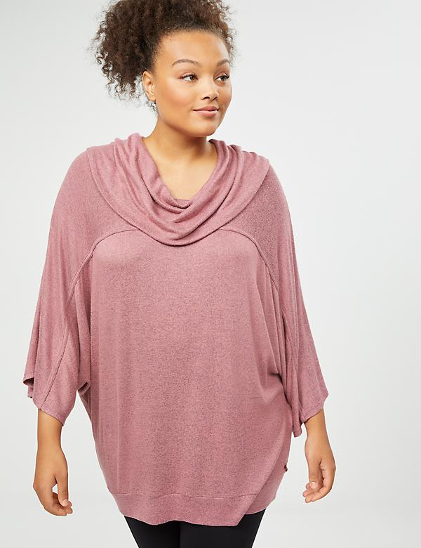 LIVI Active Dolman Sleeve Top