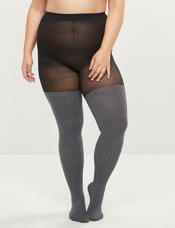Smoothing Tights