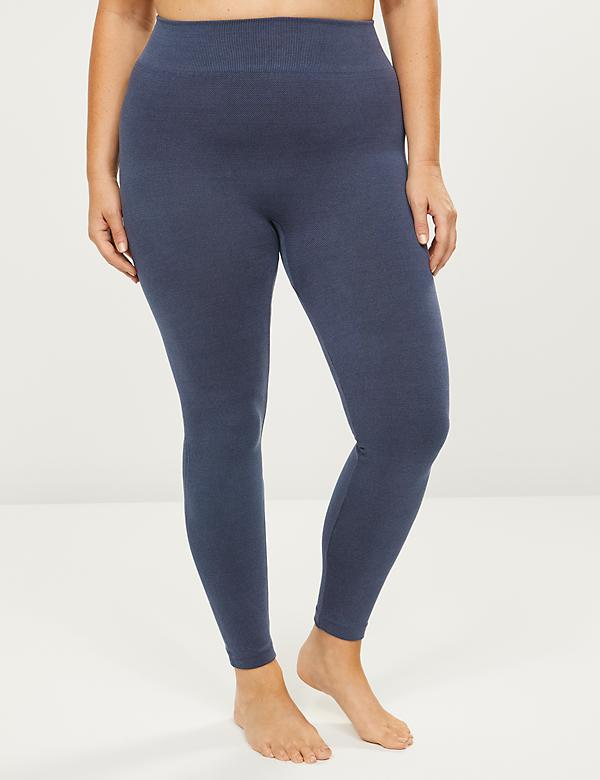 Solid Denim Legging