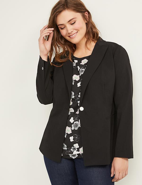 Plus Size Women\'s Coats, Jackets & Blazers | Lane Bryant