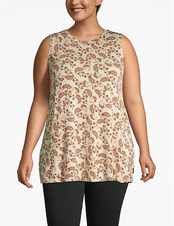 High-Neck Swing Tank