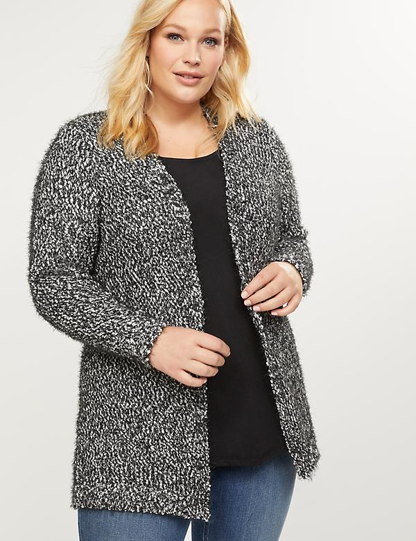 Textured Cozy Overpiece