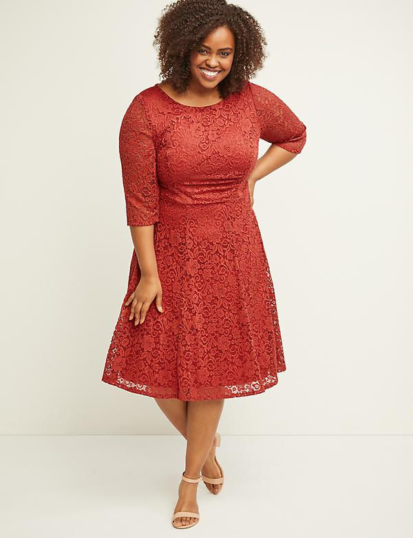 af52a845cf2a6 Plus Size Party & Cocktail Dresses | Lane Bryant