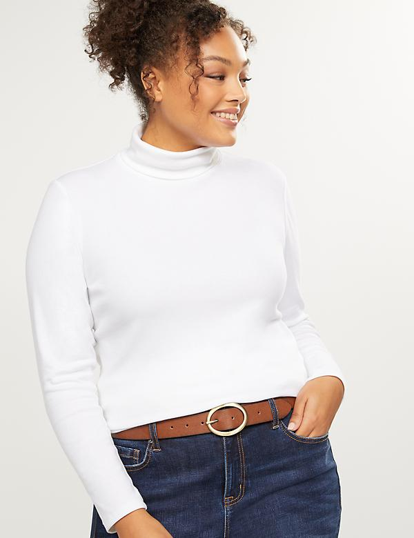 Reversible Round-Buckle Belt
