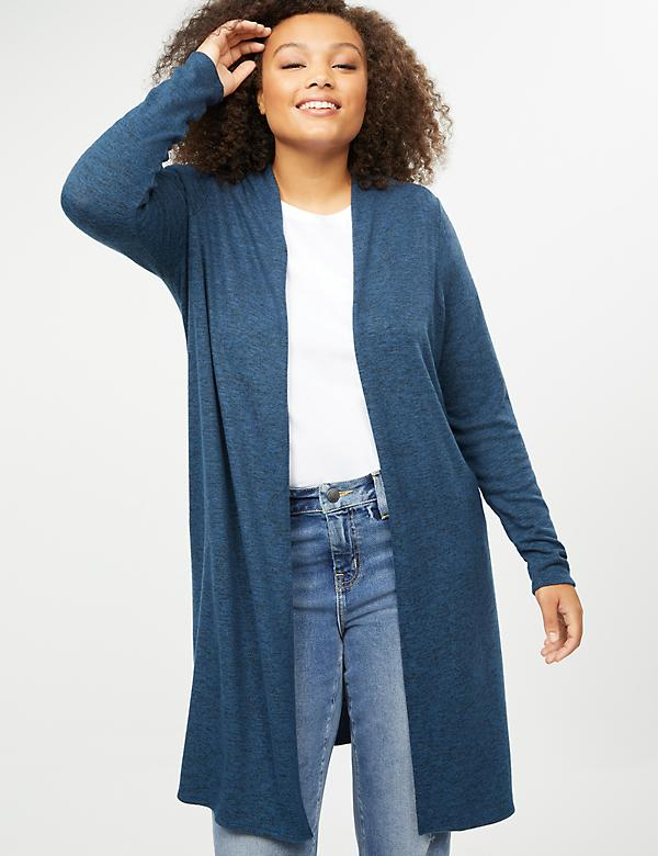 Softest Touch Open-Front Duster