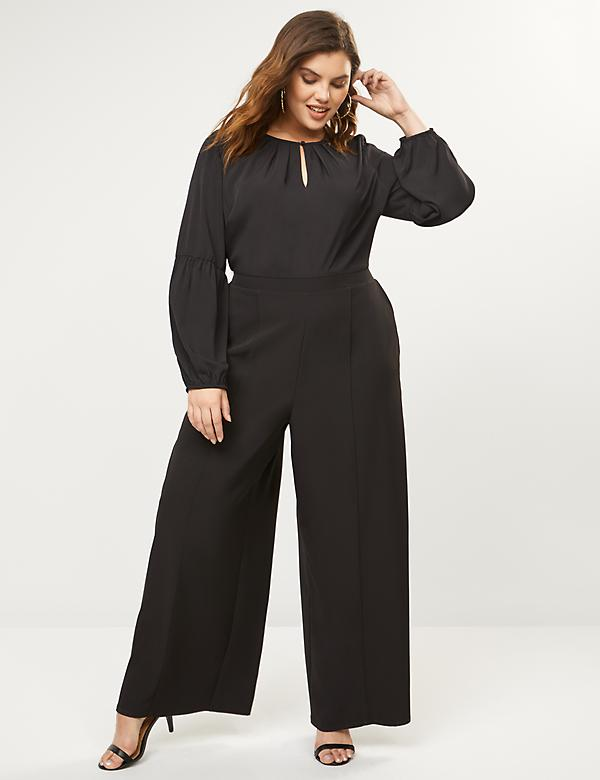 sale usa online low priced boy Plus Size Women's Jumpsuits & Rompers | Lane Bryant