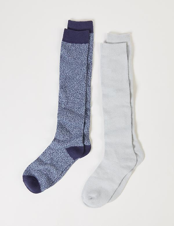 Cozy Tall Boot Socks 2-Pack