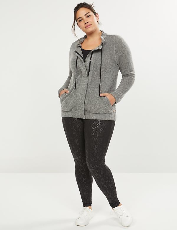 LIVI Active Textured Jacket