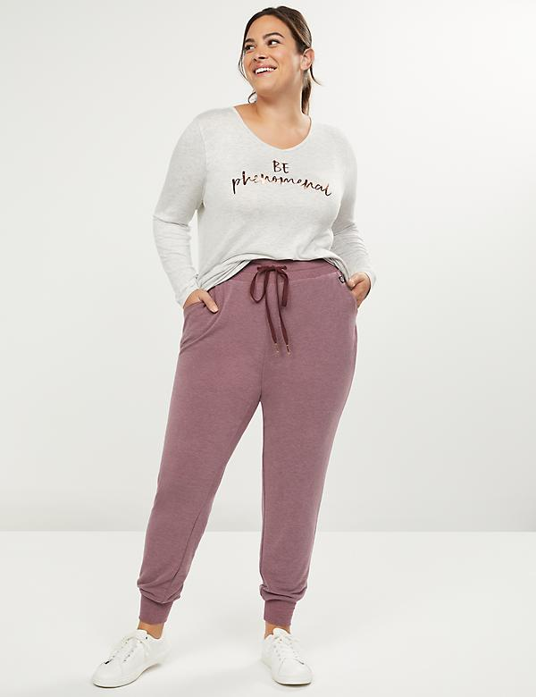 LIVI Active French Terry Jogger