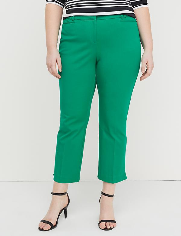f9606146114fb4 Allie Smart Stretch Crop Pant. Also in petite