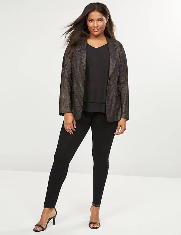 Plus Size Women\'s Coats, Jackets & Blazers   Lane Bryant