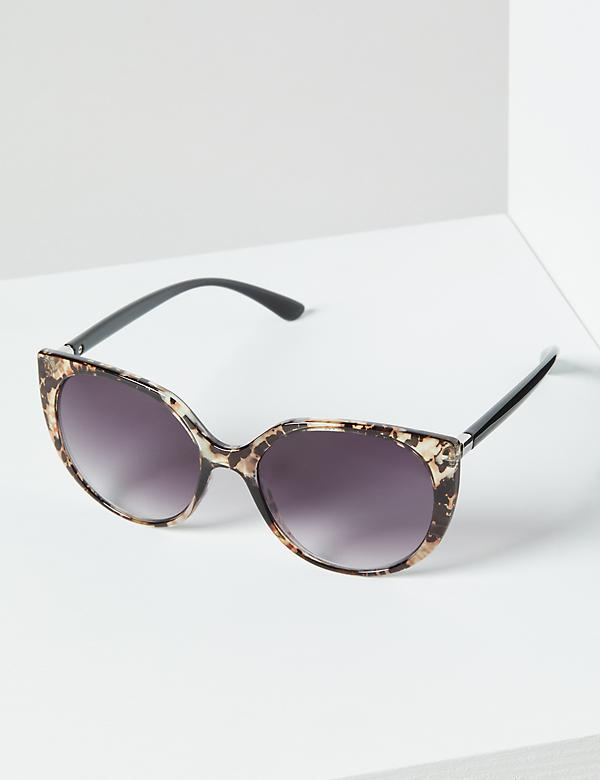 Marbled Cateye Sunglasses