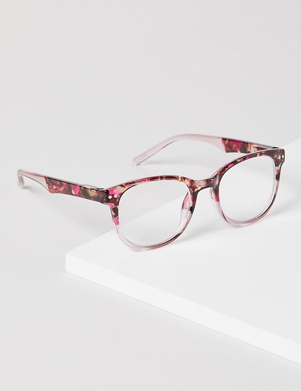 Blush Reading Glasses