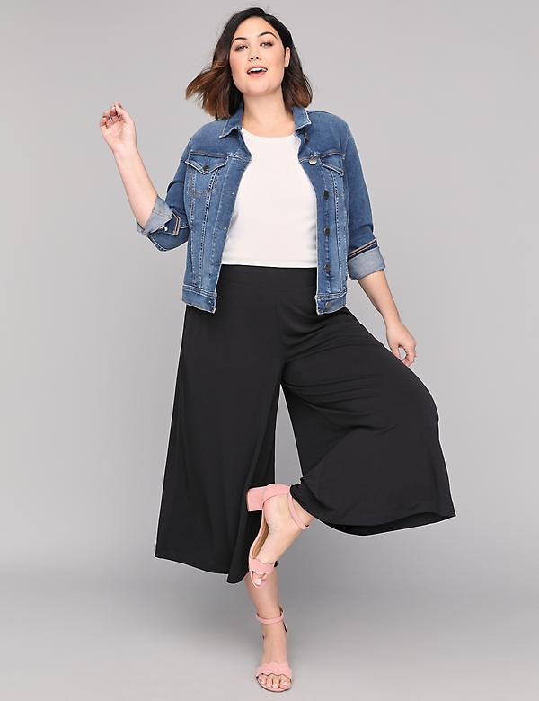 7138a5398d06e Plus Size Pants For Women | Lane Bryant