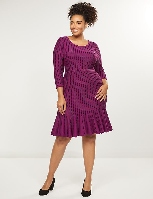 Purple Plus Size Dresses | Lane Bryant | Lane Bryant