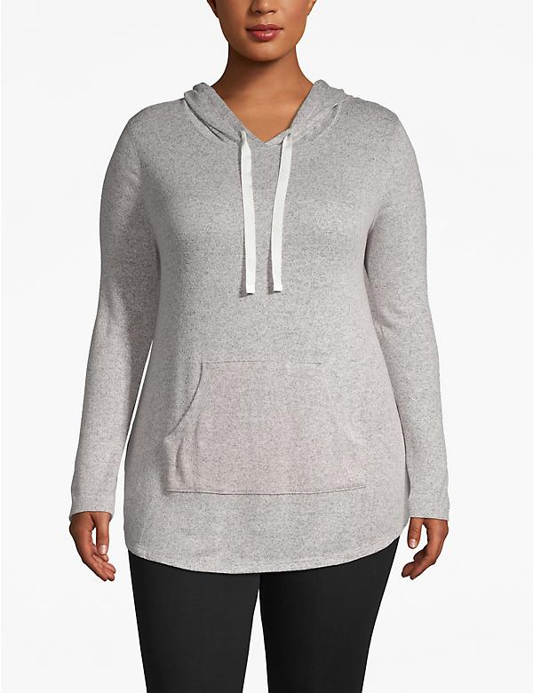 Active Cozy Touch Hooded Tunic