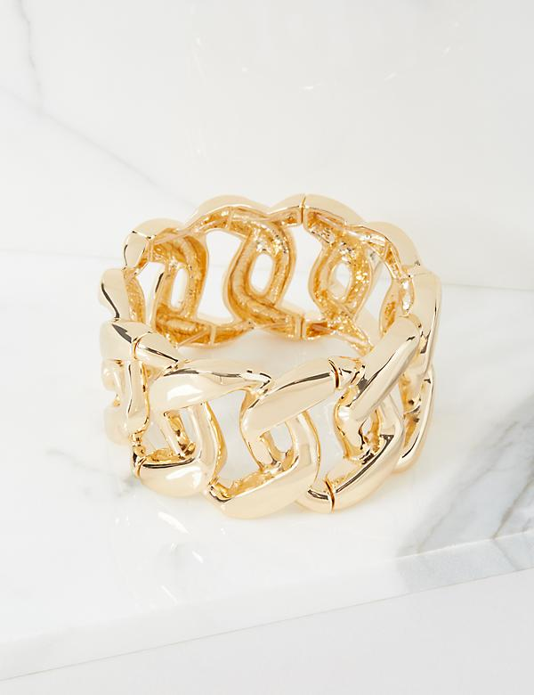Stretch Chain Bracelet