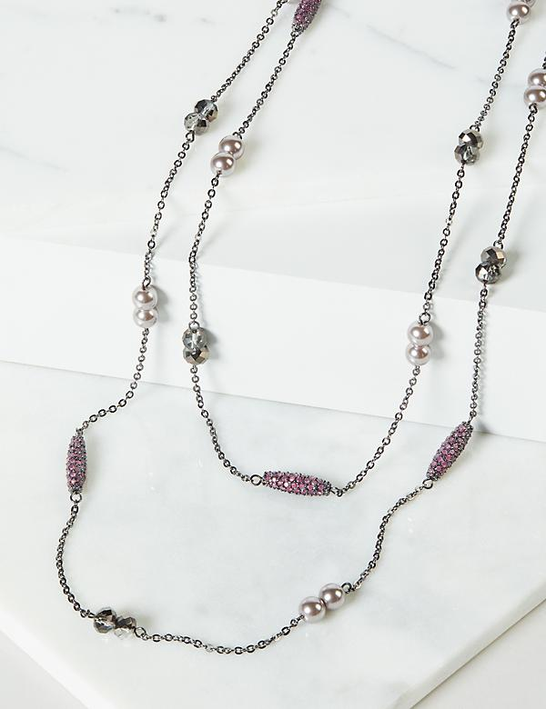 Embellished Chain Necklace