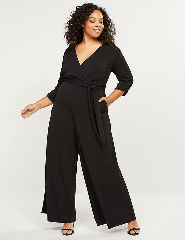Plus Size Wrap Dresses | Lane Bryant