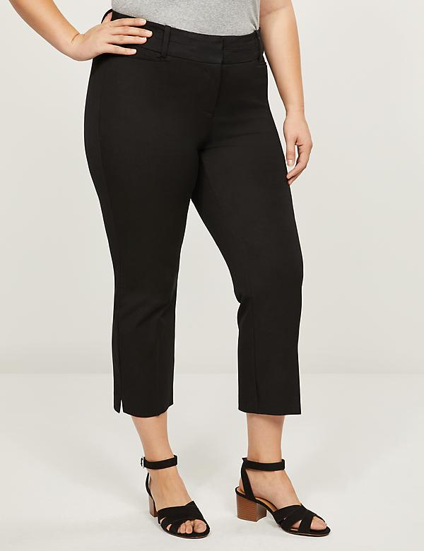 Allie Smart Stretch Crop