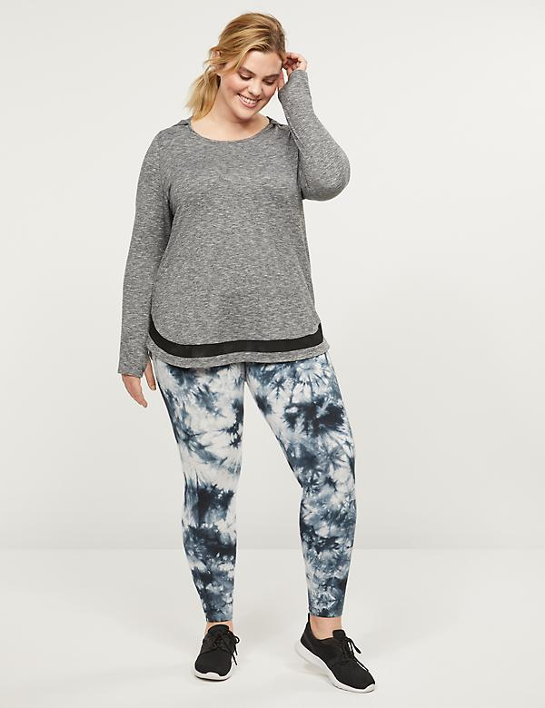 LIVI 7/8 Power Legging - Tie-Dye