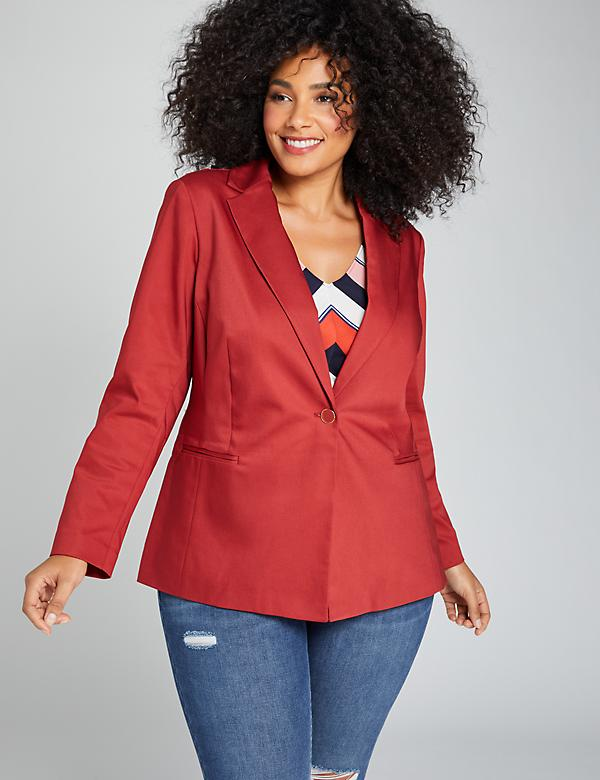 Bryant Blazer - Modern Stretch Single Button