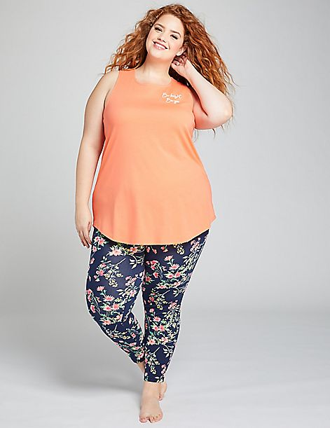 Tank & Legging PJ Set