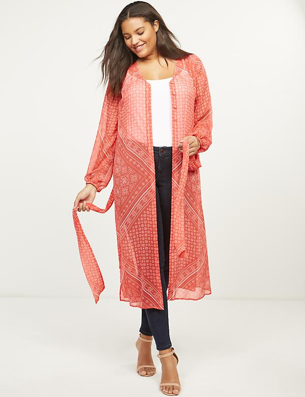 Lightweight Maxi Overpiece