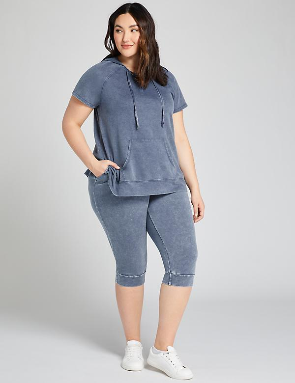 LIVI Metro Jogger - Mineral Wash French Terry