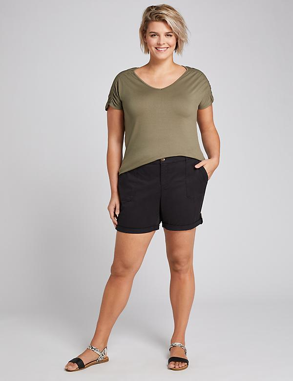 Utility Girlfriend Chino Short