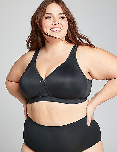 Cool Bliss Unlined No-Wire Bra