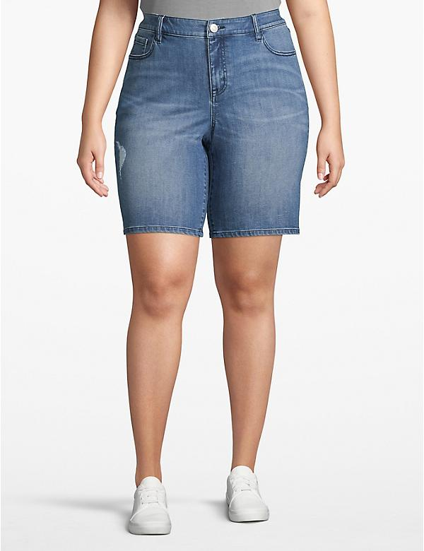 Venezia Bermuda Denim Short