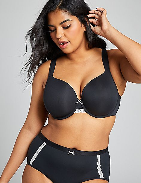 Extra Soft Lightly Lined Full Coverage Bra