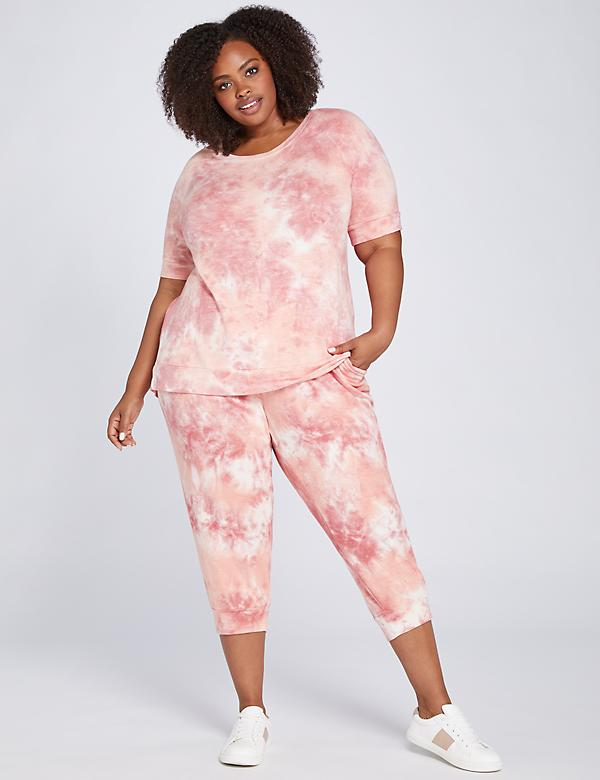 LIVI Metro Jogger - Tie-Dye French Terry